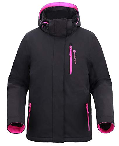 Ski Jacket Women's Waterproof Mountain Jacket Windproof Ski Jacket,Electrifying...