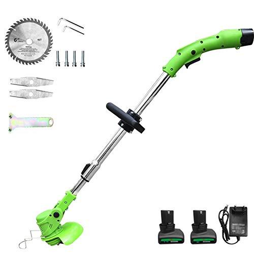 Handheld onkruid eter, Electric gazontrimmer Krachtige Strimmer Household telescopische Lichtgewicht voor Boomtak Hedges Diy Lawn Garden Care Tool