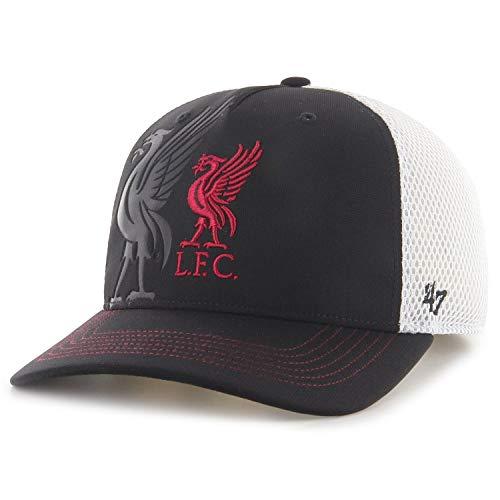 '47 Brand Trucker Snapback Cap - Flagon FC Liverpool