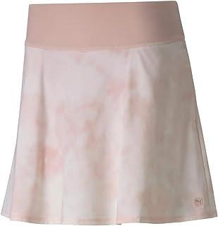 "PUMA Women's Puma Golf Women's 2020 Pwrshape Tie Dye Skirt 18"" Skort"