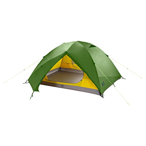 Jack Wolfskin Skyrocket III Dome Outdoor Kuppelzelt, Cactus Green, One Size
