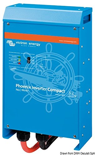 Inverter Victron Phoenix 24V Tipo C3000 (Victron Phoenix Inverter 24 V Type C30