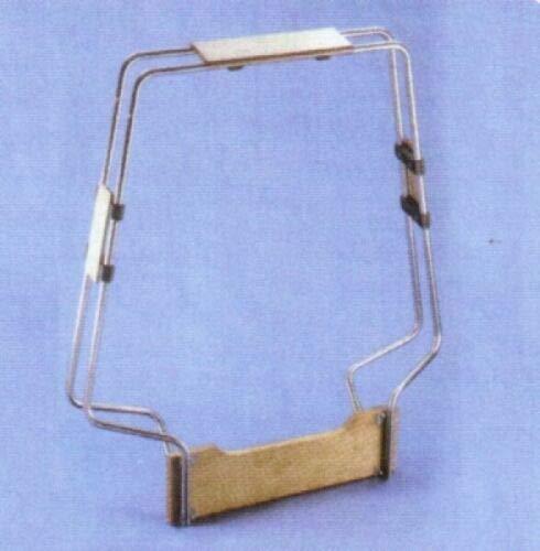 Allroundmarin Geräteträger/Gerätebügel für Schlauchboote an den Heckspiegel
