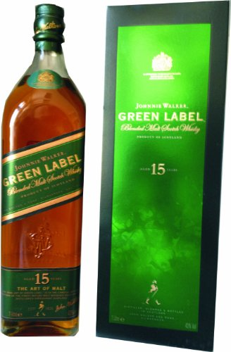 Johnnie Walker Green Label 1 litre
