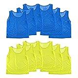 Nylon Mesh Scrimmage Team Practice Vests Pinnies...