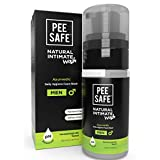 Pee Safe Natural Intimate Wash for Men with Ayurveda Extracts - 100 ml