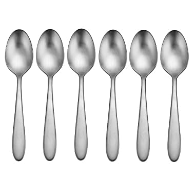 Oneida Vale Set of 6 Dinner Spoons