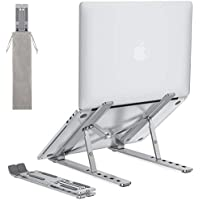 Omoton Adjustable Portable Laptop Stand for Desk