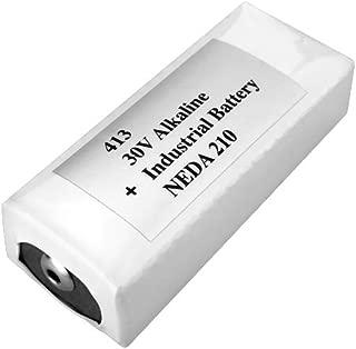 30V Battery NEDA 210, 20F20, 523, 8123, A413, B123 - Titan Brand