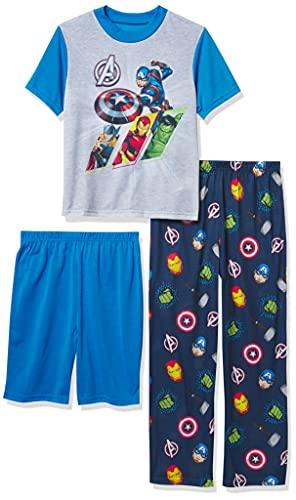 La Mejor Lista de Pijamas dos piezas para Niño los más recomendados. 12