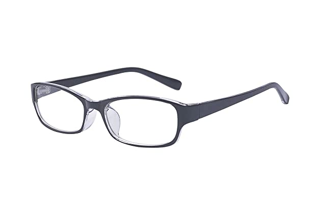 45dfc1cf03 Outray Kids Retro Rectangle Clear Lens Glasses