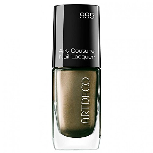 Artdeco Art Couture Nail Lacquer Nagellack 995, Golden Moss, 10ml