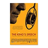 NCCDY Filmposter Biographie The King's Speech Colin Firth