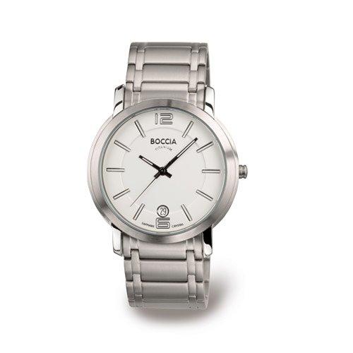 Boccia Herren-Armbanduhr Titan Trend 3552-01
