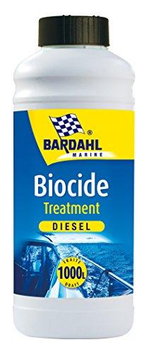 Bardahl 43011 Traitement BIOCIDE Diesel - Bactéricide et fongicide