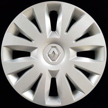 2P.Automotive Set 4 COPRICERCHI per Auto ADATTABILI-Non Originali