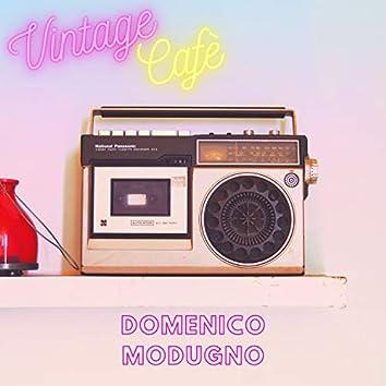 Domenico Modugno - Vintage Cafè