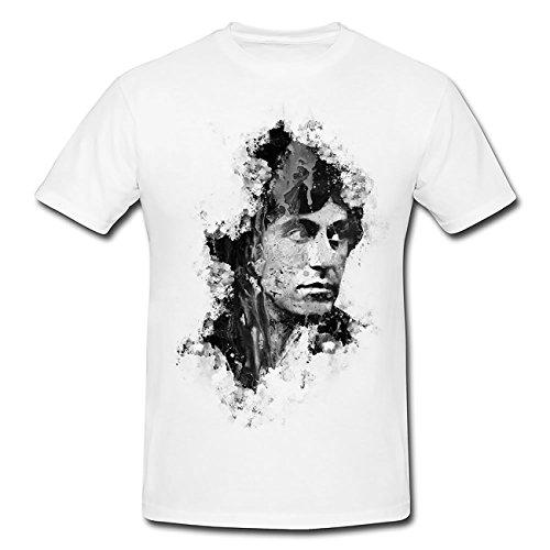 Al Pacino V T-Shirt Herren, Men mit stylischen Motiv von Paul Sinus