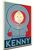 Instabuy Poster - Propaganda - South Park - Kenny A3 42x30