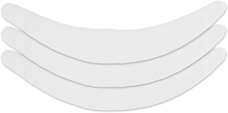 Cotton Tummy Liner (3-Pack, Large, White)