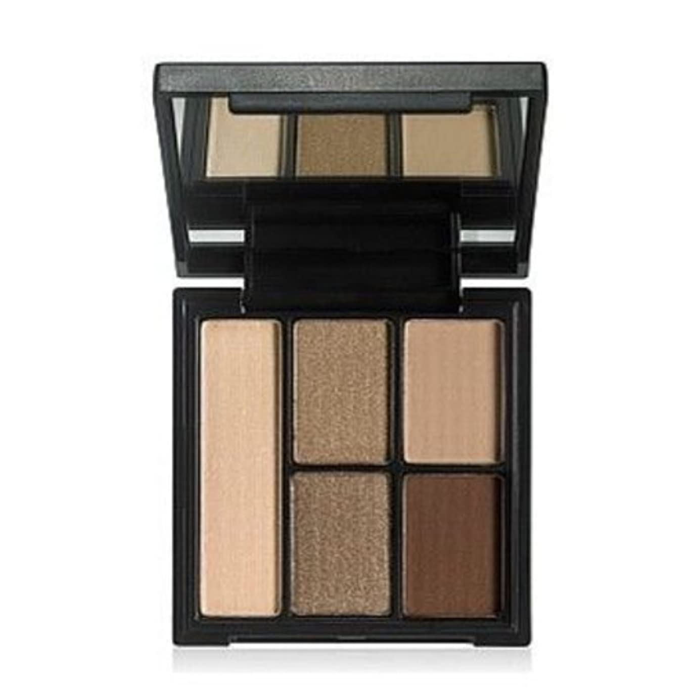 造船畝間性能(3 Pack) e.l.f. Clay Eyeshadow Palette - Nearly Nudes (並行輸入品)