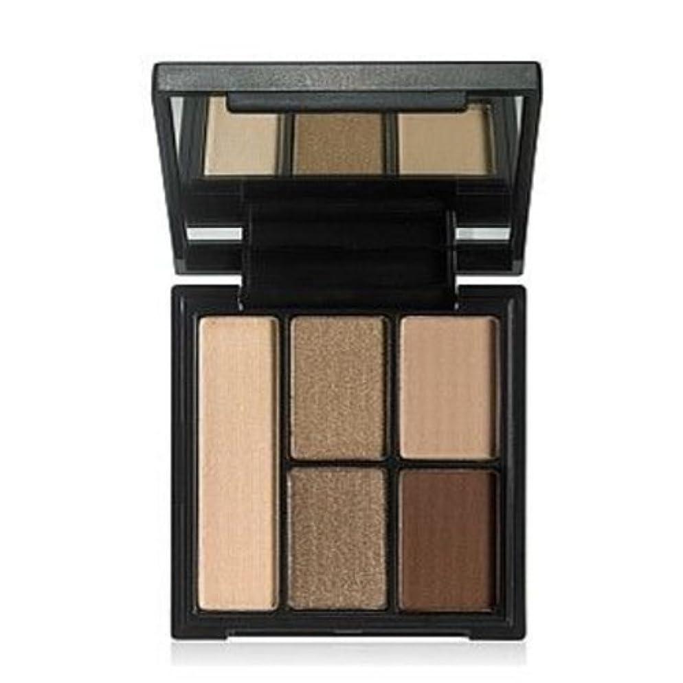 衝突おとうさん感謝する(3 Pack) e.l.f. Clay Eyeshadow Palette - Nearly Nudes (並行輸入品)