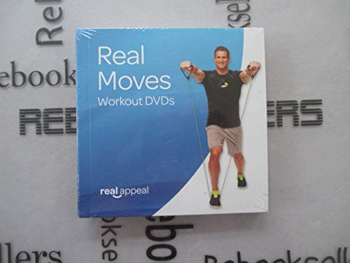 Real Moves Workout Dvds By Real Appeal (2015 Edition)