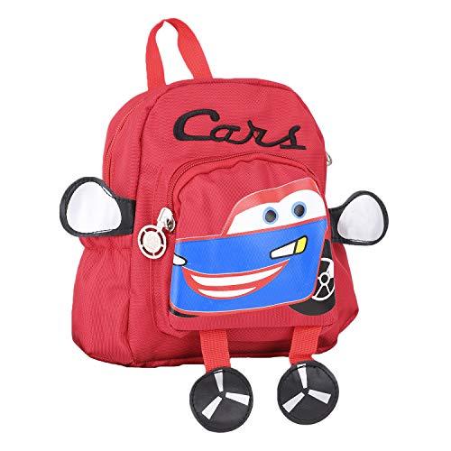 Mochila escolar de Oxford con arnés de seguridad, mochila para niños de 3 a 5 años