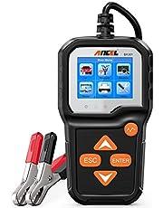ANCEL BA301 6 V 12 V Batterij Belasting Tester Auto Dynamo Analyzer Starten Opladen Systeem Test Tool voor Motorfiets Auto Boot Lichte vrachtwagen en meer