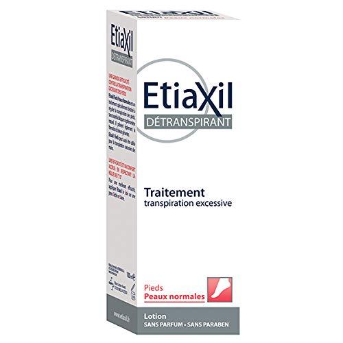 ETIAXIL Detranspirant Pieds Peau Normale