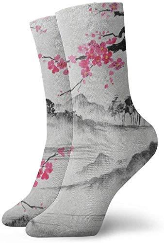 BEDKKJY Crew Socken Funny Mango Soldier Unique Herren Short Boot Stocking Decor Socken-Ausverkauf für die Jugend
