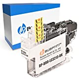Bubprint Kompatibel Druckerpatrone als Ersatz für Brother LC-3213BK LC3213 LC-3213 XL für DCP-J572DW DCP-J772DW DCP-J774DW MFC-J491DW MFC-J497DW Schwarz/Black