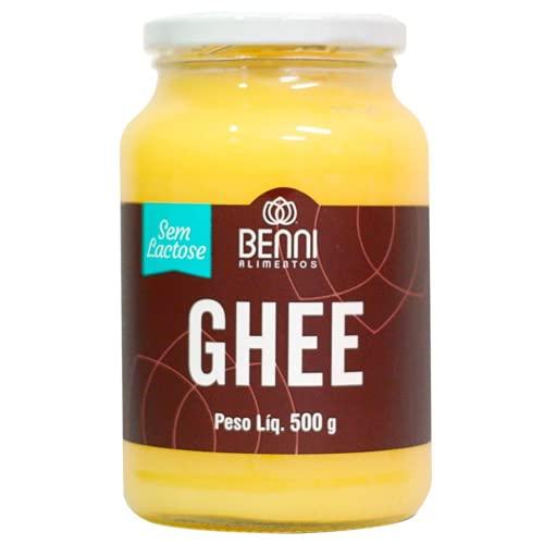 Ghee, Benni Alimentos Saudaveis, 500 G, médio