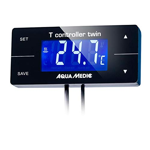 Aqua Medic T Controller twin, NEU jetzt mit Touchscreen