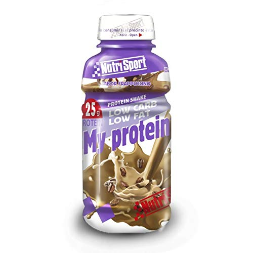 Nutrisport My Protein 330 Ml 12 Botellas Frappuccino 330 ml