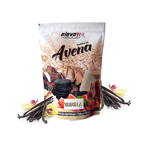 Protein Pancake Mix Vainilla. Tortitas de harina de avena integral, enriquecidas con proteinas. Sabor Vainilla   600 gr