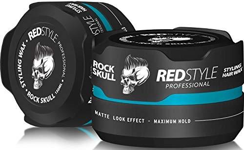 Redstyle Professional Haarwachs Haarwax Styling (Blau Styling-Wax Bubble Gum)