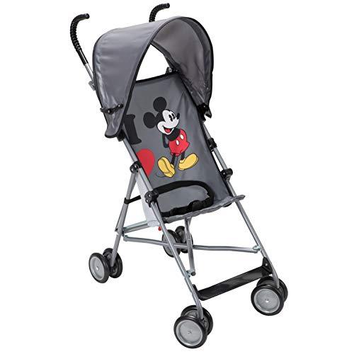 Disney Umbrella Stroller with Canopy, I Heart Mickey