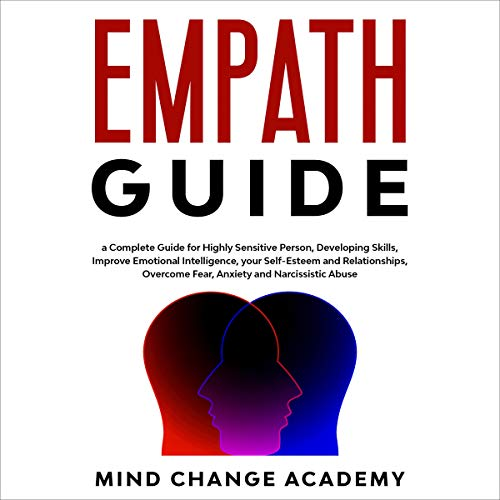 Empath Guide Audiobook By Mind Change Academy cover art