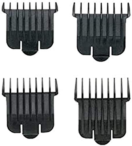 Andis Snap-on Blade Attachment Combs 4-comb Set, 1 count