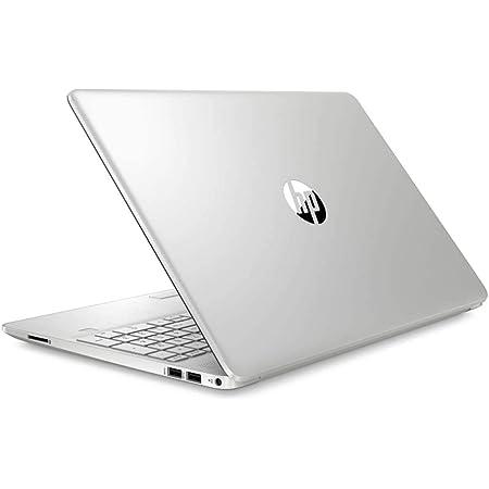 HP ノートPC 15s-du2093TU Core i3-1005G1 搭載 15.6インチワイド・フルHD非光沢・IPSディスプレイ搭載 8GBメモリ 256GB SSD IEEE 802.11ax(Wi-Fi 6)Bluetooth5.0 Webカメラ 日本語配列テンキー付きキーボード Windows 10 Home 64bit ナチュラルシルバー (Core i3)