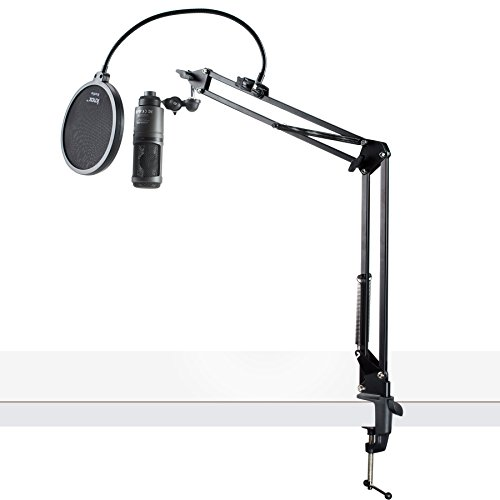5. Audio-Technica AT2020USB+ Condenser USB Microphone