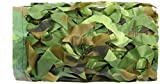 DSWWZW Hunting Blinds, Digital Woodland Camo Netting Camouflage Net for Camping Military Hunting Shooting Sunscreen Nets,10x20m/33x66ft,3x3m/10x10ft W0Z0W1