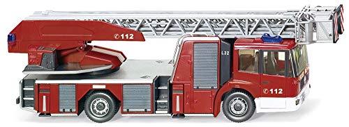 Wiking H0 Feuerwehr Metz DL 32