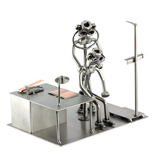 Steelman24 I Médico con Grabado Personal I Made in Germany I Idea para Regalo