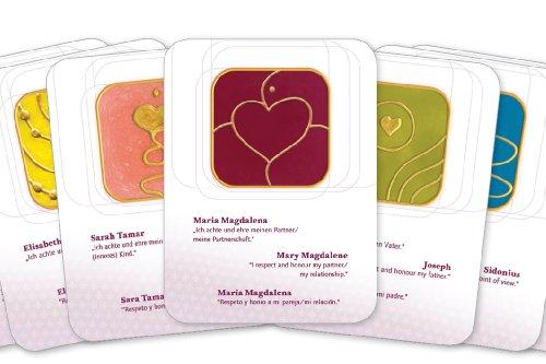 Die Symbole von Maria Magdalena und ihren Weggefährten mit Guidebook Deutsch