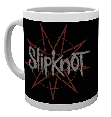 GB Eye LTD, Slipknot, Logo, Taza
