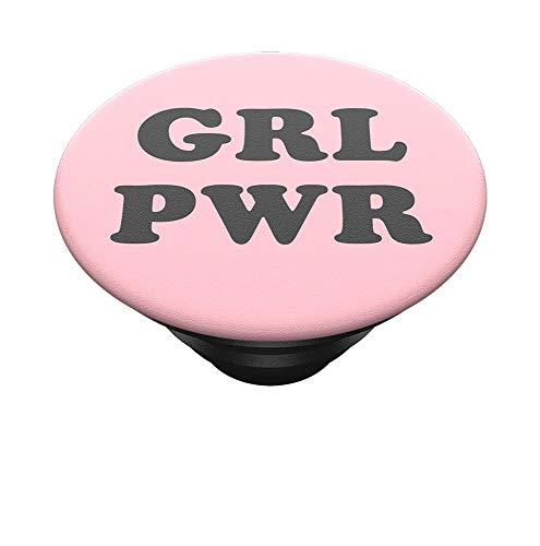 PopSockets PopTop - Top Intercambiable para tu PopGrip Intercambiable - GRL PWR