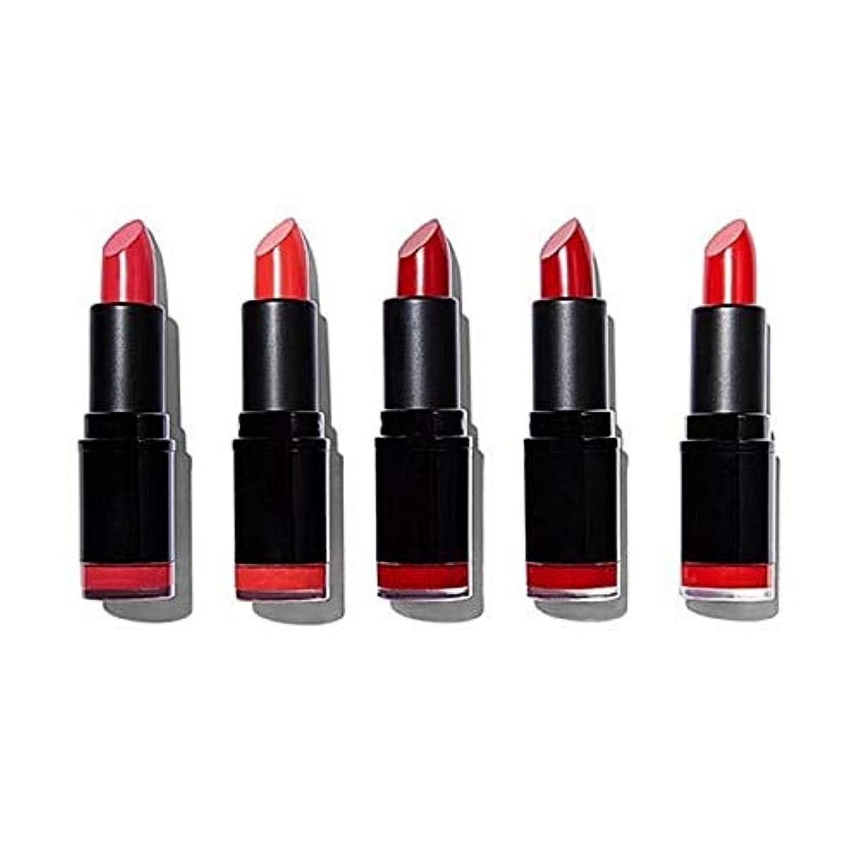 確認してください騒々しい想像力豊かな[Revolution ] 革命プロ口紅のコレクション赤 - Revolution Pro Lipstick Collection Reds [並行輸入品]