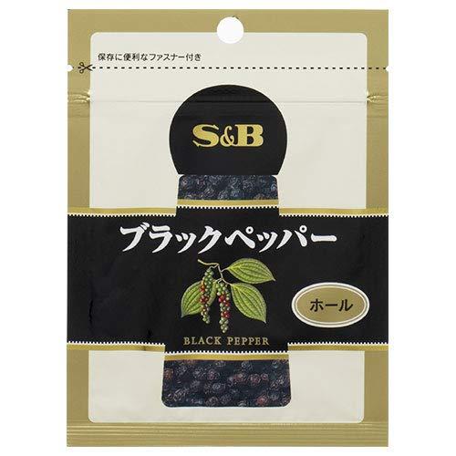 エスビー食品 S&B 袋入りブラックペッパー(ホール) 35g×10個入×(2ケース)